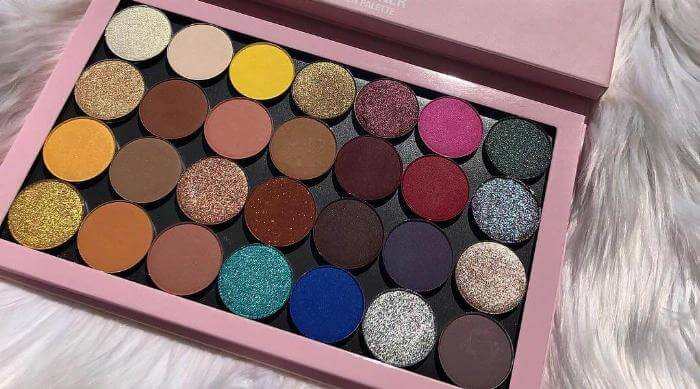 Kylie Cosmetics Customizable Pro Palette