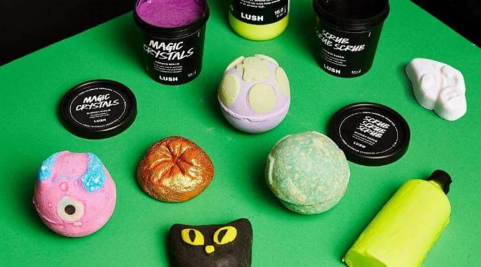 Lush Halloween 2018 Collection