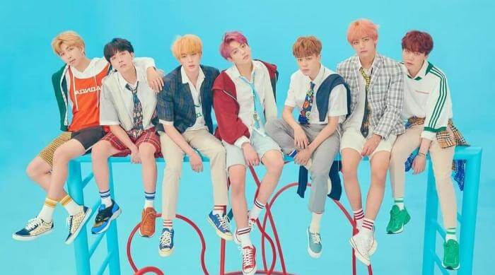 BTS Love Yourself: Answer concept photo