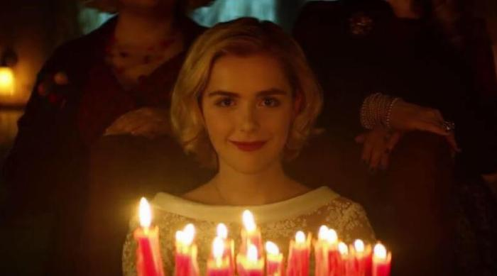 The Chilling Adventures of Sabrina teaser still