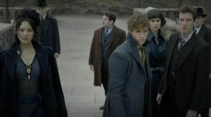 Fantastic Beasts: The Crimes of Grindelwald trailer still