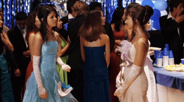selena demi princess protection dance