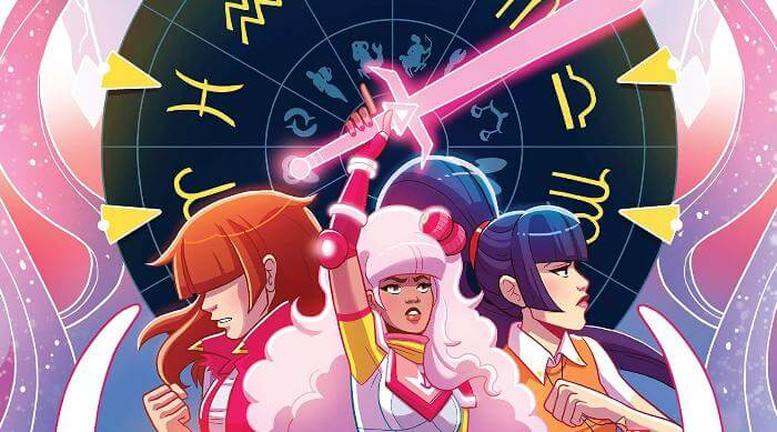 Zodiac Starforce: By the Power of Astra cover