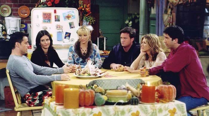 Joey Eats a Thanksgiving Turkey