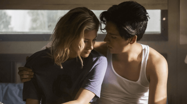 Riverdale: Jughead and betty
