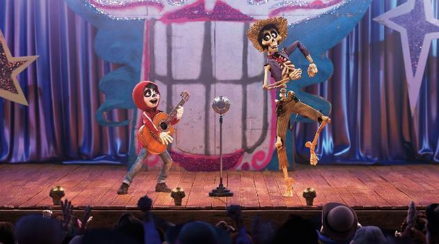 Disney-Pixar's Coco