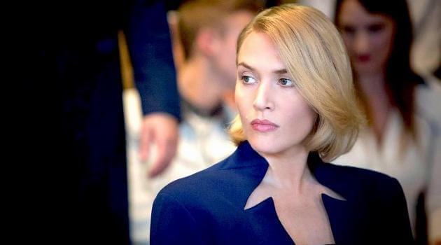 Divergent: Jeanine Matthews in Erudite faction