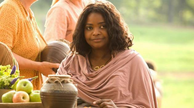Divergent: Johanna Reyes in Amity faction