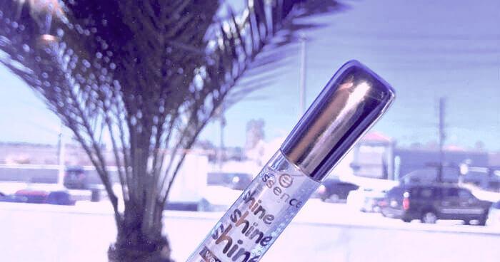 Essence shine shine shine lip gloss