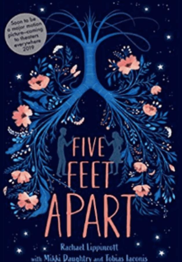 Five Feet Apart by Rachael Lippincott