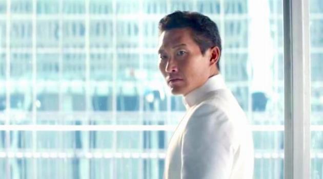 Insurgent: Jack Kang in Candor faction