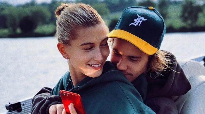 Instagram: Justin Beiber and Hailey Baldwin on a boat