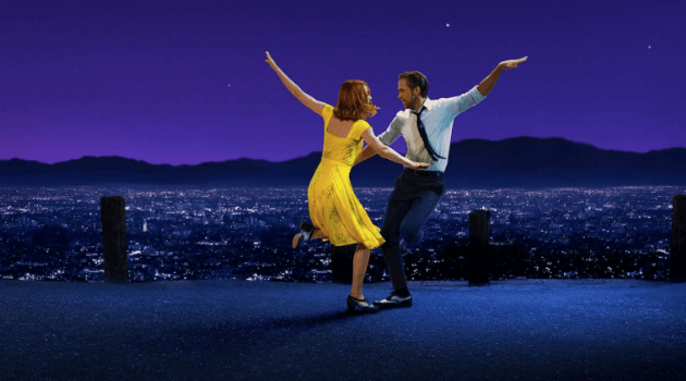 La La Land: Mia and Sebastian dancing