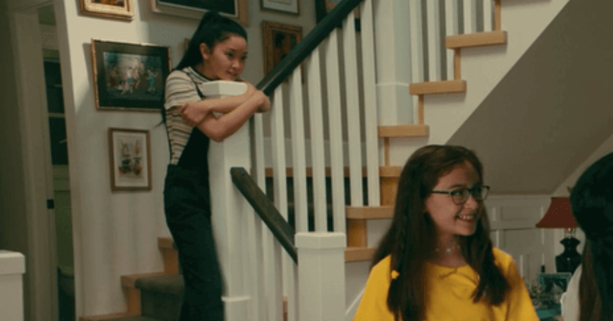 items to dress as lara jean covey for halloween