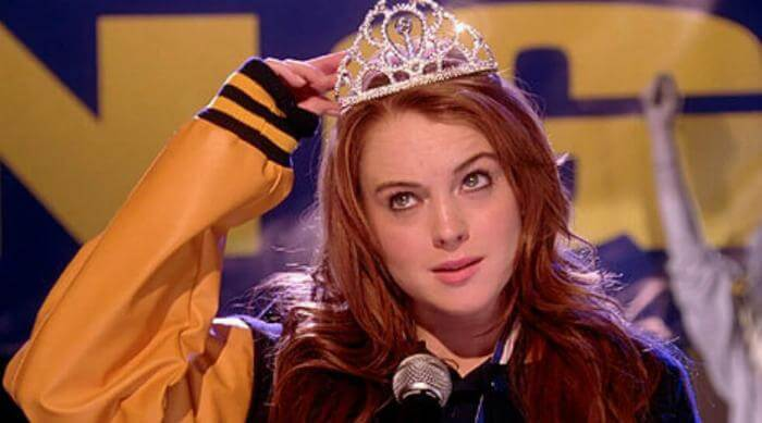 Mean Girls: Cady Heron is crowned prom queen
