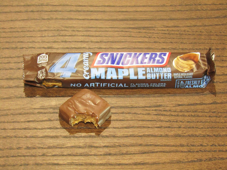 snickers-creamy-maple-peanut-butter