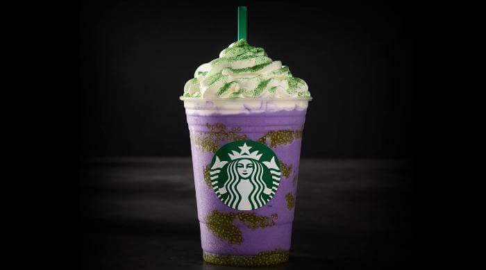 Starbucks Witch's Brew Creme Frappuccino