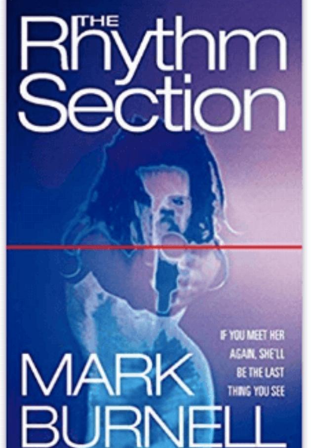 The Rhythmn Section by Mark Burnell
