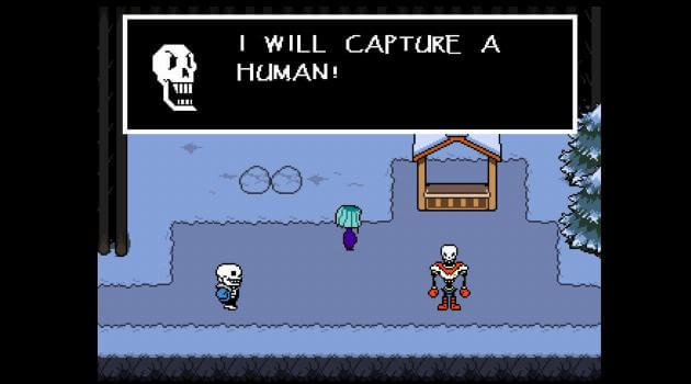 What Happened When My First Undertale Run on Pacifist Route