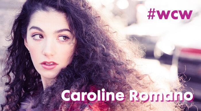 #WCW Caroline Romano