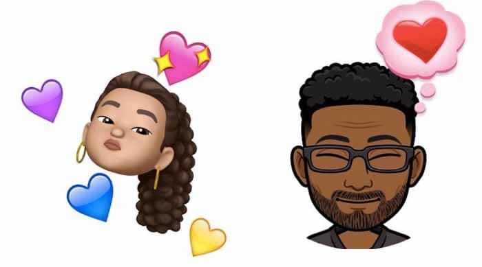 Flirt with Emoji