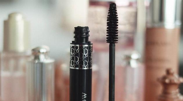 Instagram: Mascara brush