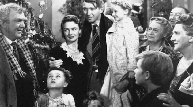 It's a Wonderful Life: ending scene
