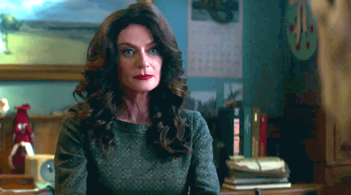 Chilling Adventures of Sabrina: Madam Satan/Ms. Wardwell