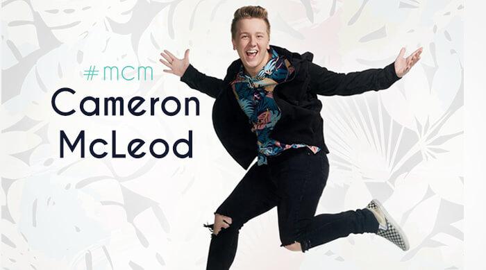 #MCM Cameron McLeod