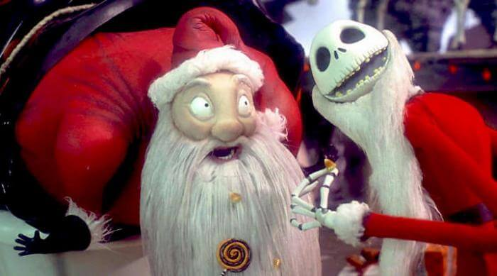 The Nightmare Before Christmas: Kidnapped Santa and Jack Skellington