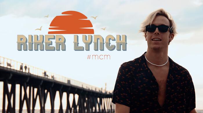 #MCM Riker Lynch