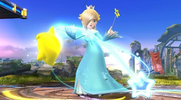 Super Smash Bros. for Wii U: Rosalina and Luma