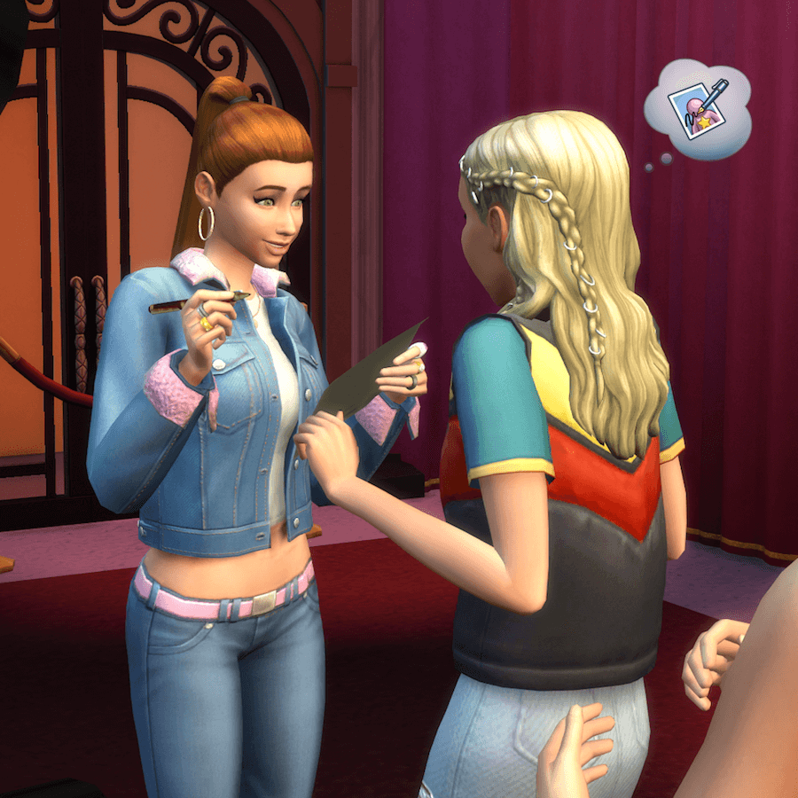 Hands On With The Sims Get Famous Expansion Pack