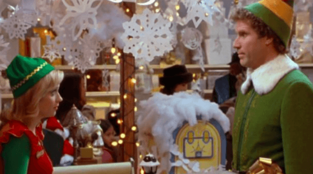Times Buddy The Elf Was The Christmas Fangirl We All Needed