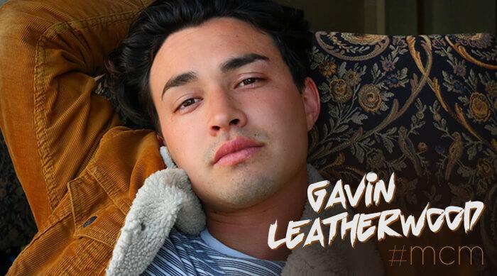 #MCM Gavin Leatherwood
