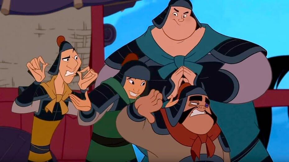 Mulan Quotes | Empowering Disney S Mulan Quotes As Instagram Captions