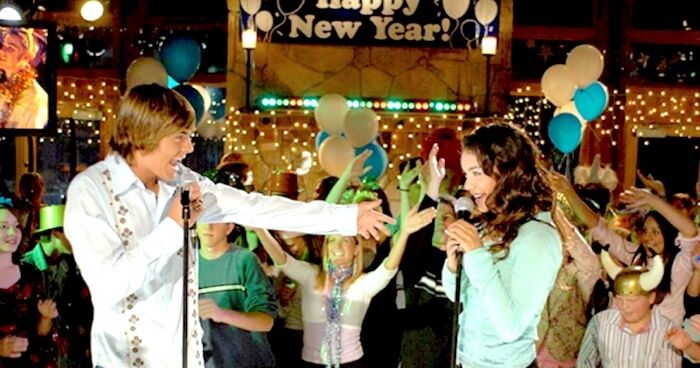 High School Musical: New Year's Kiss