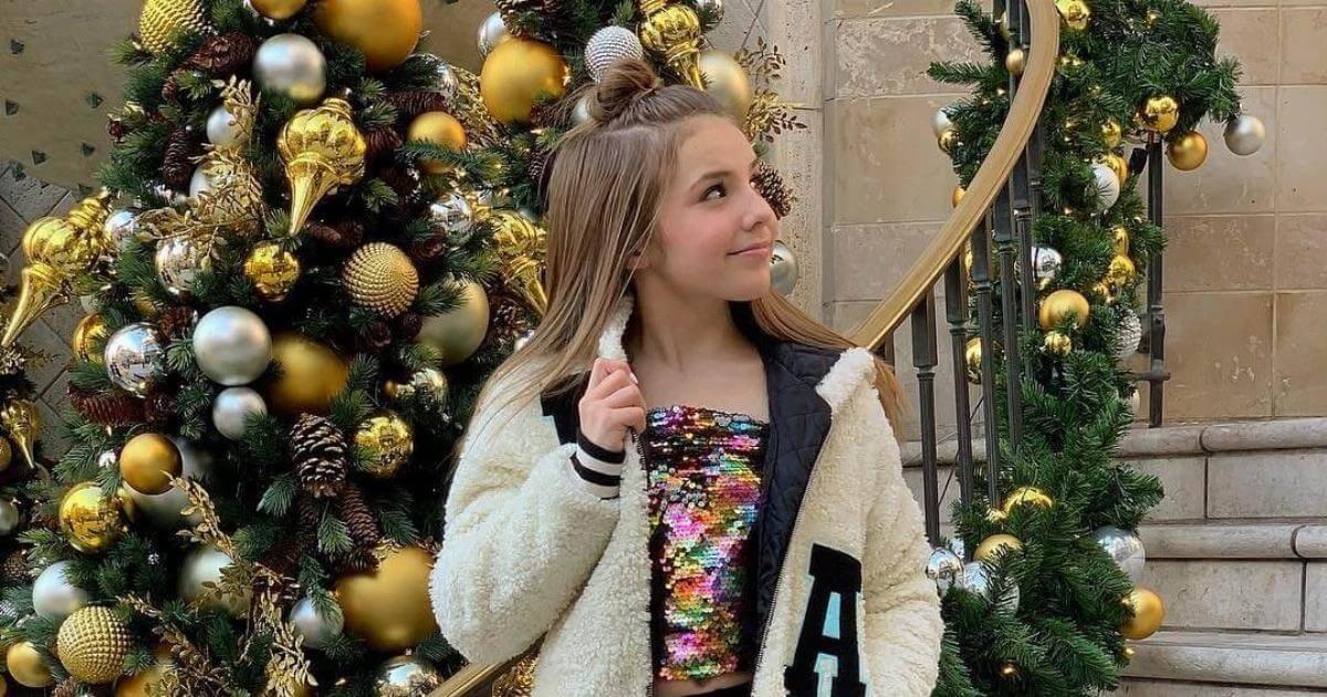 Instagram: Piper Rockelle Christmas