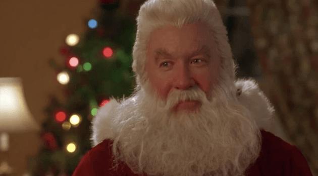 The Santa Clause: Scott Calvin as Santa Claus