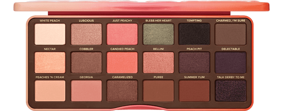 The Best Food Inspired Eyeshadow Palettes