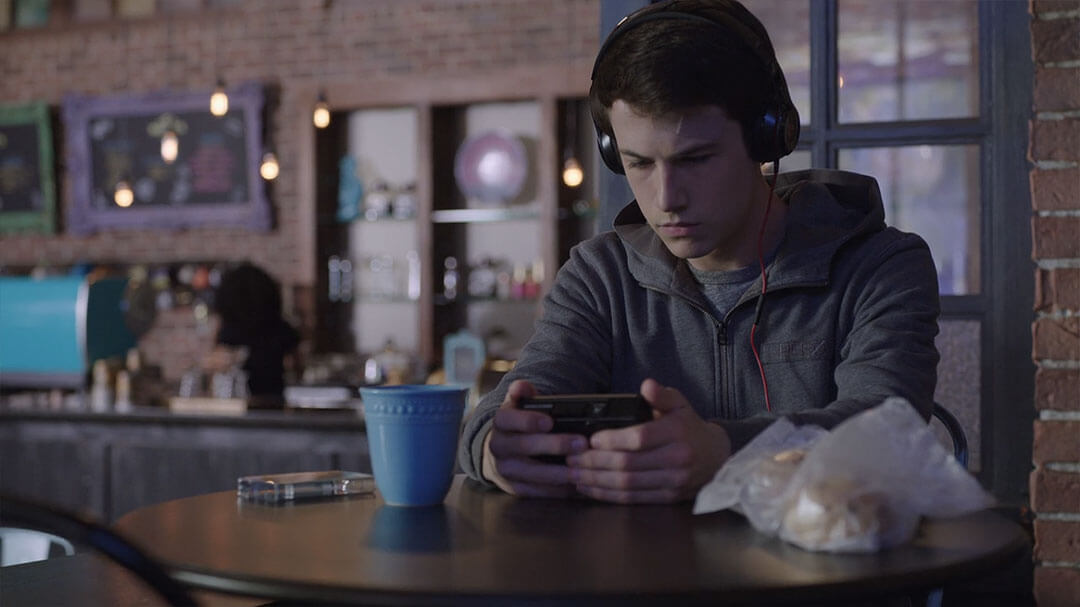Clay Jensen in 13 Reasons Why