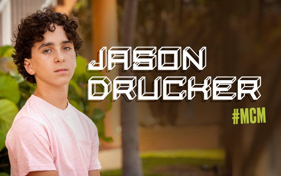 #MCM Jason Drucker