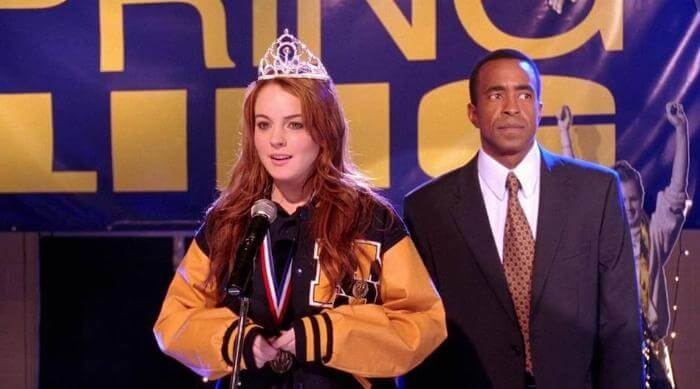 Cady Heron Wins Prom Queen in Mean Girls