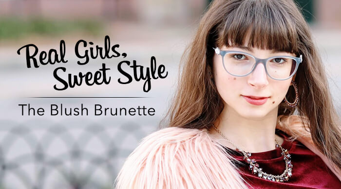 The Blush Brunette