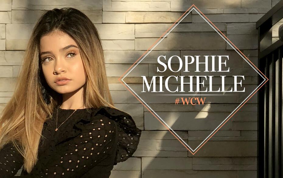 #WCW Sophie Michelle