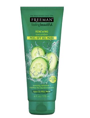 Feeling Beautiful Cucumber Peel Off Mask