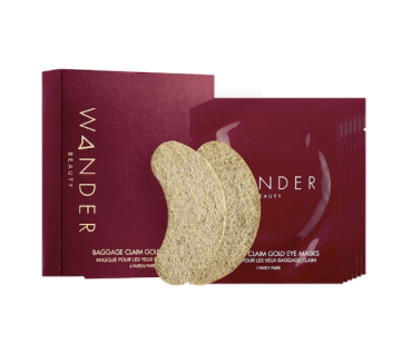 Wander Beauty Gold Eye Masks