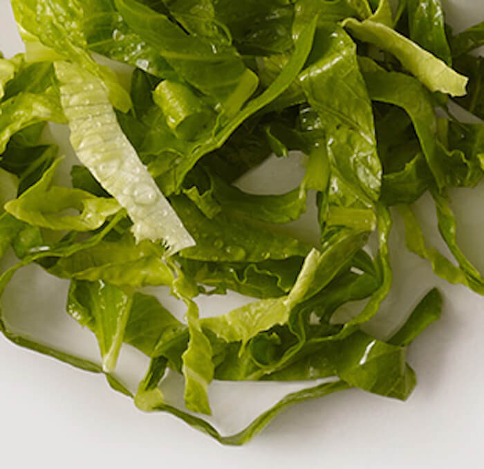 Chipotle: Lettuce