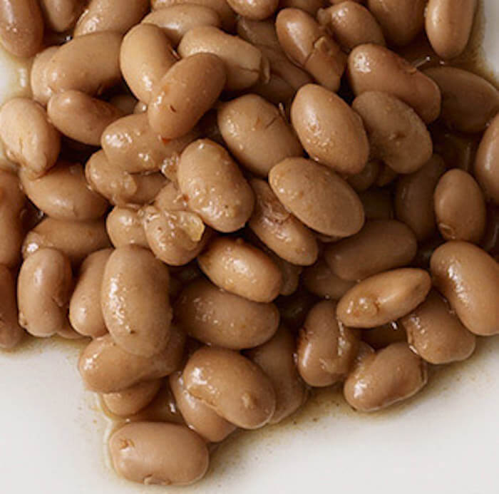 Chipotle: Pinto beans