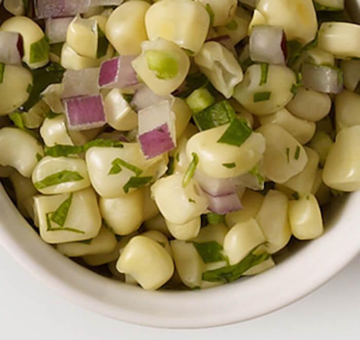 Chipotle: Roasted chili corn salsa